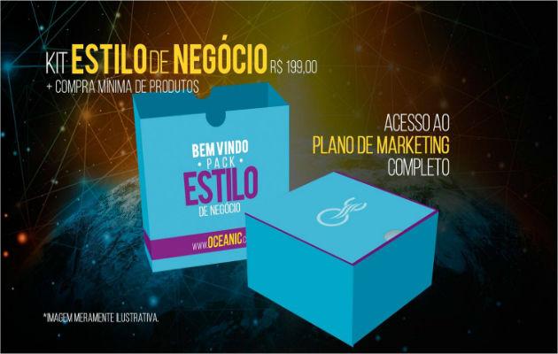 Oceanic cosmticos os produtos e plano de negcio kit estilo de negócio
